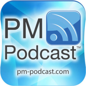 PM Podcast Logo